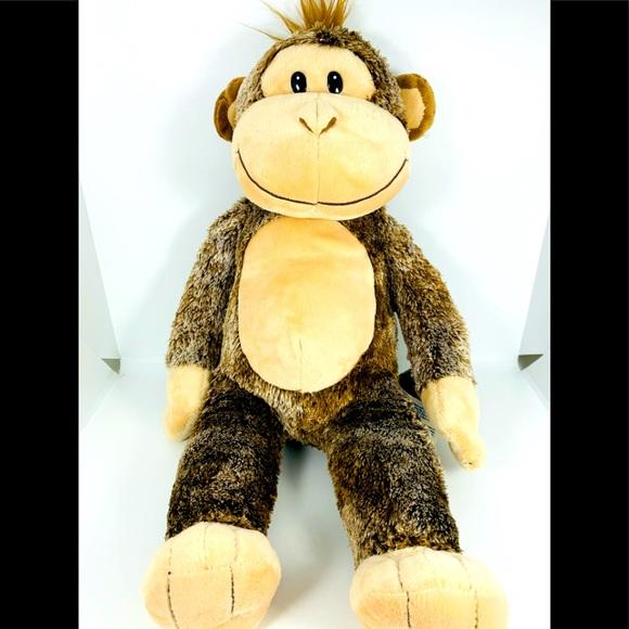 Build a Bear Monkey Plush
